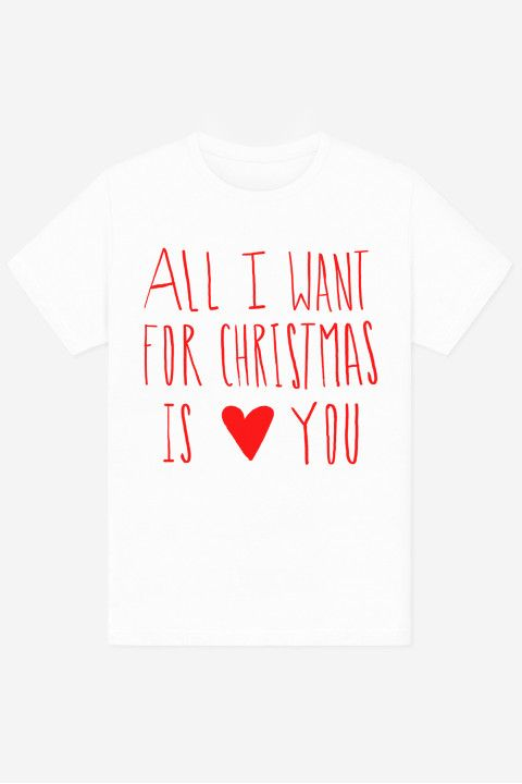 Rad | All I Want For Christmas Is You T-Shirt