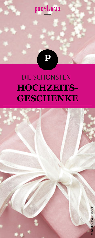 5 Originelle Hochzeitsgeschenke Fur Das Brautpaar Traumhochzeit