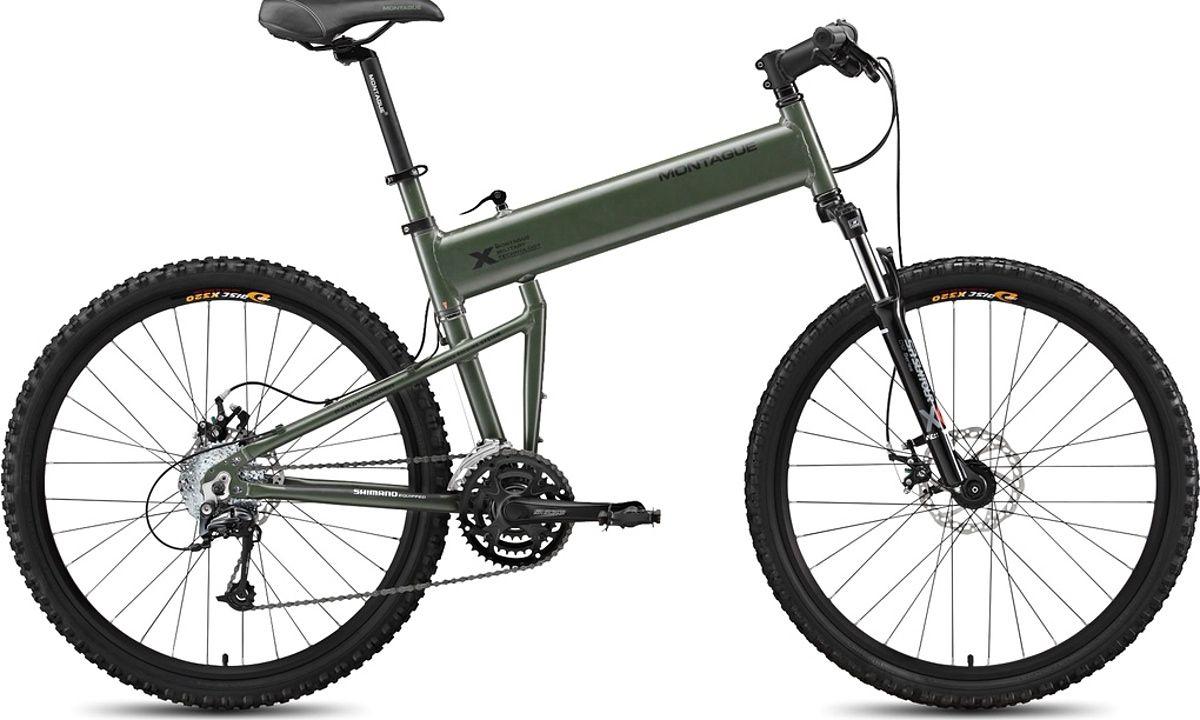 Montague Paratrooper Pro Folding Mtb Bike Review Folding