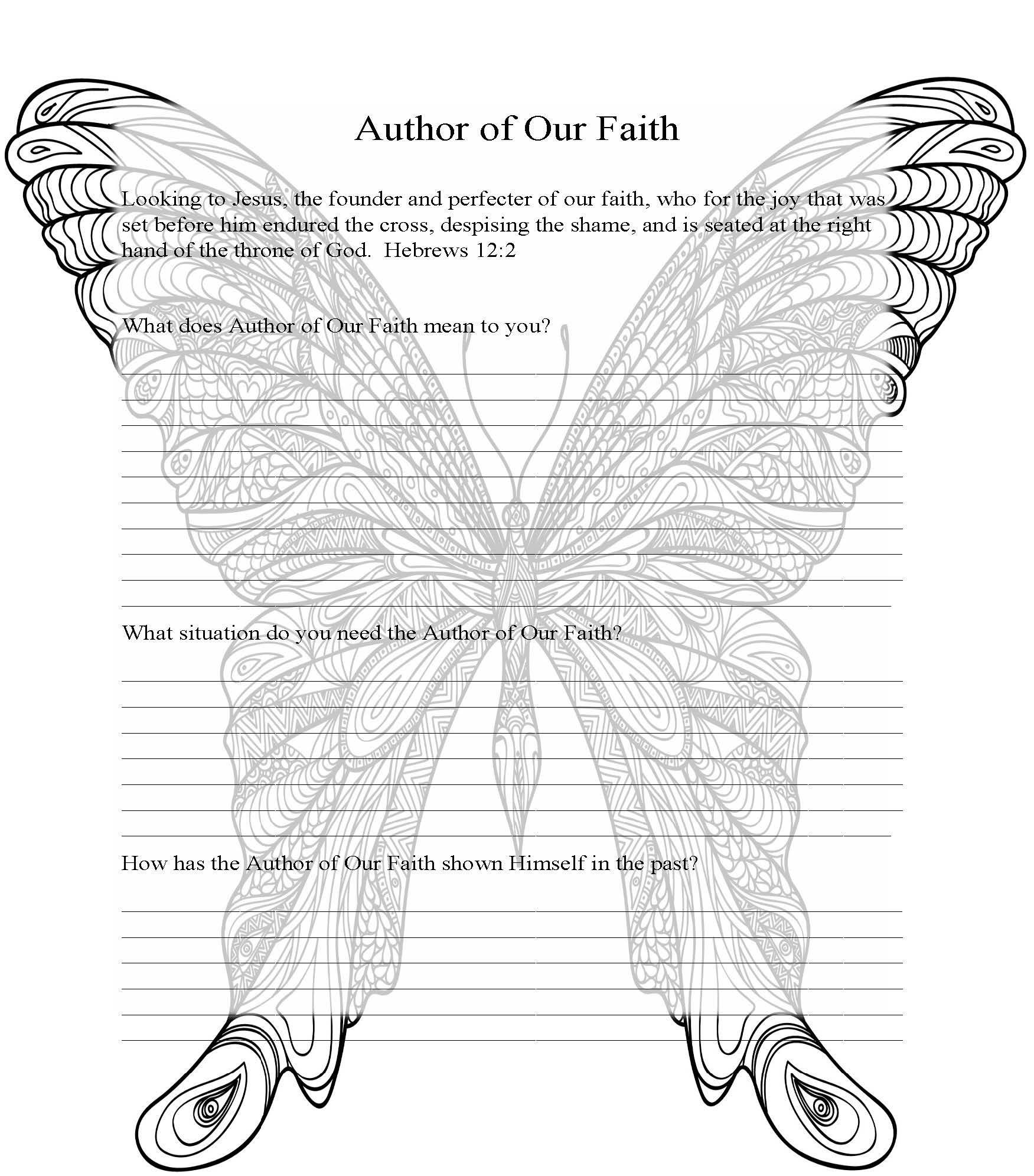 Coloring pages for donna flor - Names Of God Coloring Pages Prayer Journal Adult Coloring