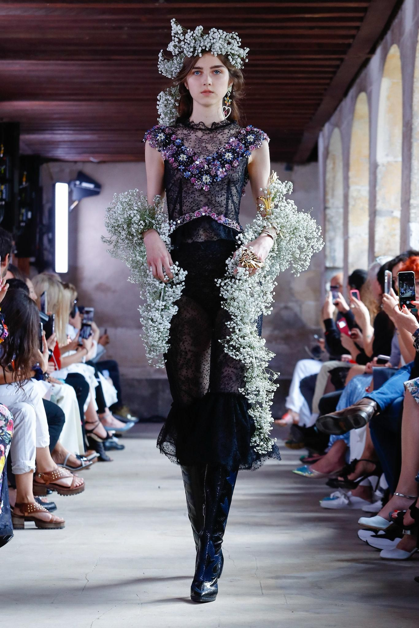 Lace dress styles 2018  Rodarte Spring   Lace Dresses Style  Pinterest  Lace dress