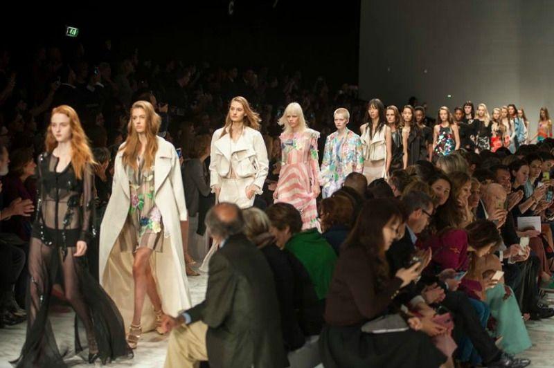 Blumarine collection spring-summer, dresses