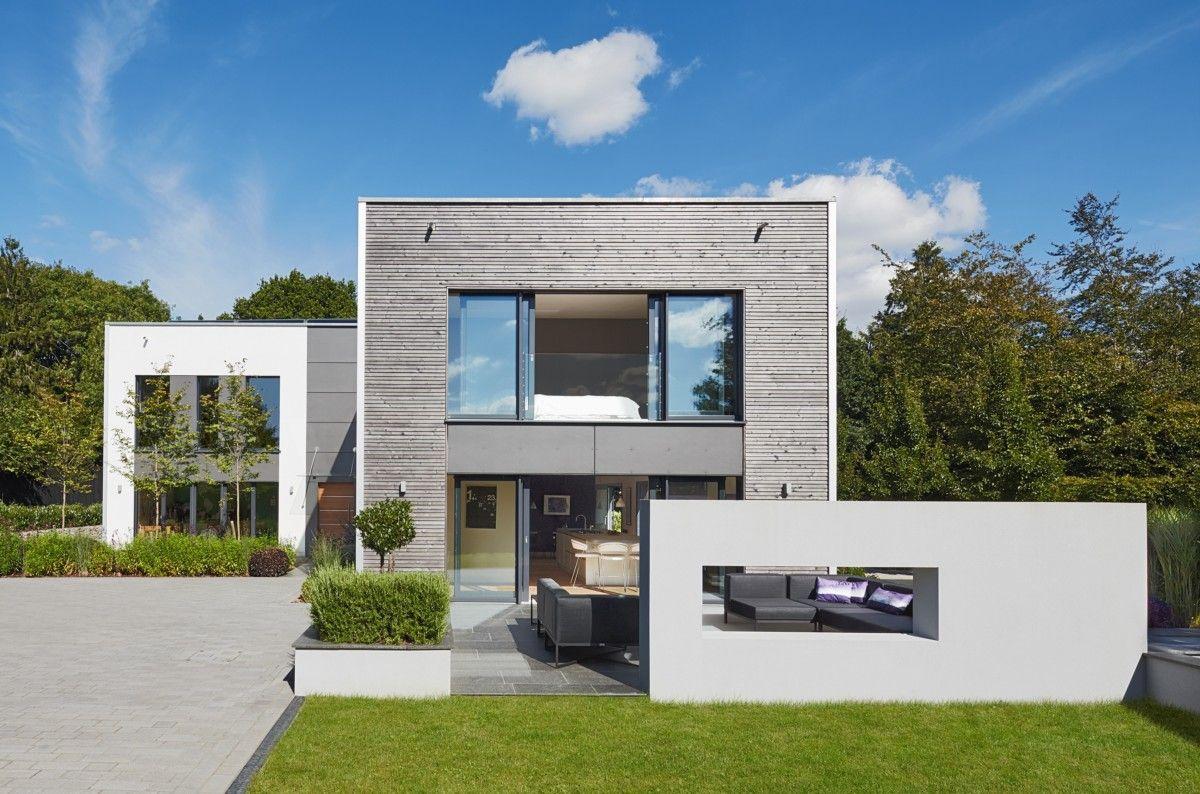 Building Modern Design House With Beautiful Interiordesign Prefab Homes Uk Modern House Design Prefab Homes