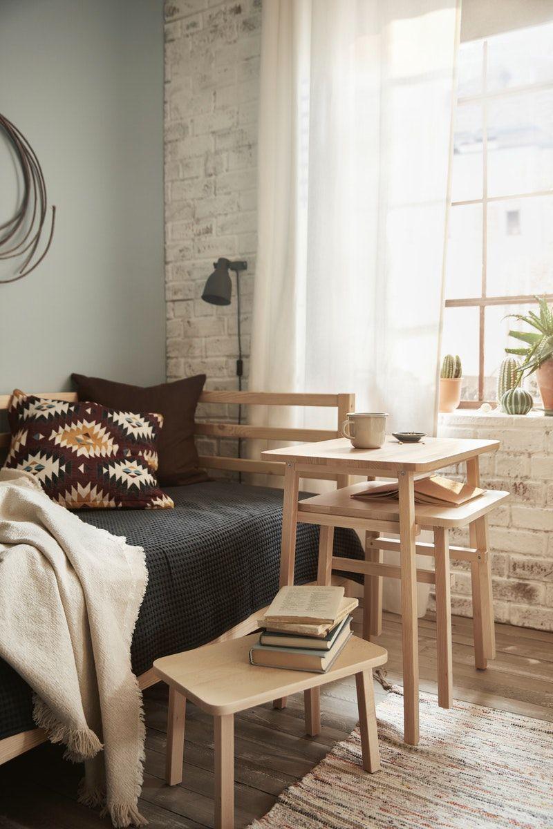 Tarva Bettgestell Kiefer Ikea Deutschland In 2020 Bettgestell Haus Deko Haus
