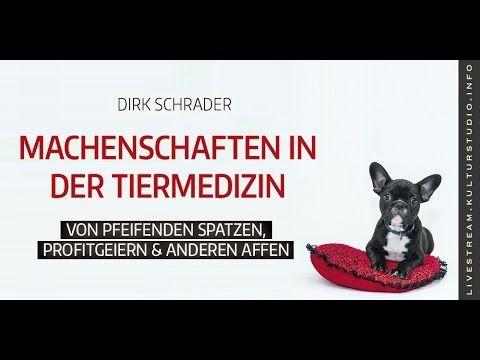 Machenschaften In Der Tiermedizin Dirk Schrader Kt 152