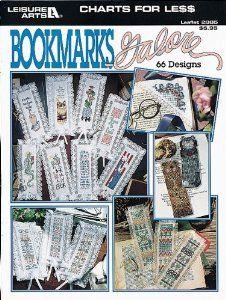 Charts For Less -- Bookmarks Galore (Leisure Arts #2985): Leisure Arts: 9782901296089: Amazon.com: Books