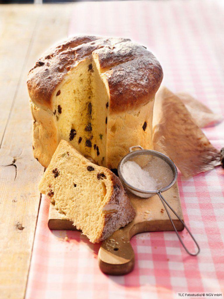 Panettone Rezept In 2019 Recipes Kuchen Panettone Rezept Und