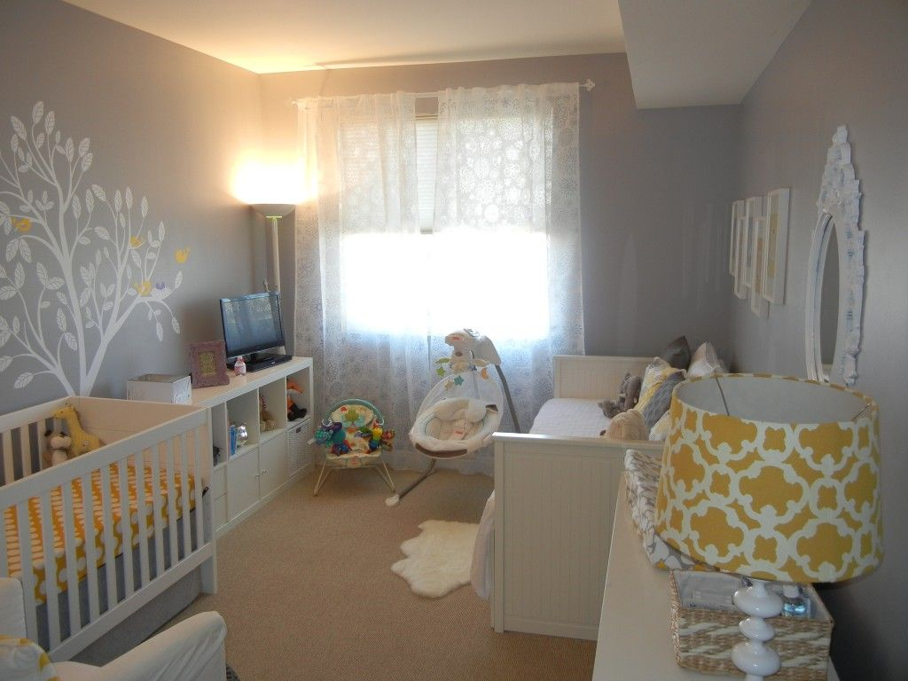 Everything Designish Baby Boy S Nursery: Baby Room: Yellow, Gray {I'd Have Yellow, Beige, And