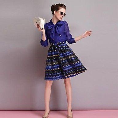 G.Y Women's Fashion Elegant Cheap Casual Shirt - USD $ 45.60