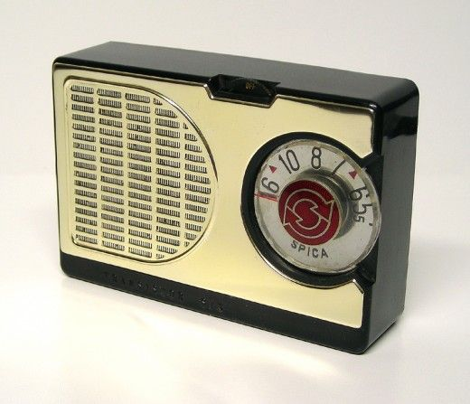 TRANSISTOR RADIOS (1960s)