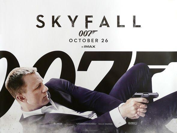 Skyfall La Fin De La Bond Girl Et L Arrivee De La Bond Woman James Bond Skyfall Films Complets Film Complet En Francais