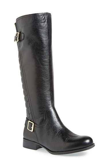 Naturalizer 'Jalyn' Quilted Tall Boot (Women) (Regular & Wide Calf)  available at