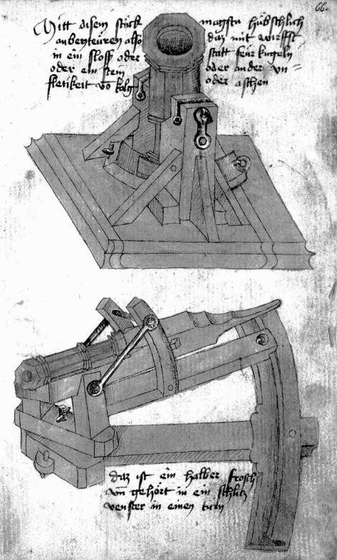 Feuerwerks- und Büchsenmeisterbuch. Rezeptsammlung Bayern, 3. Viertel 15. Jh. ; Nachträge 1536-37 Cgm 734 Folio 134