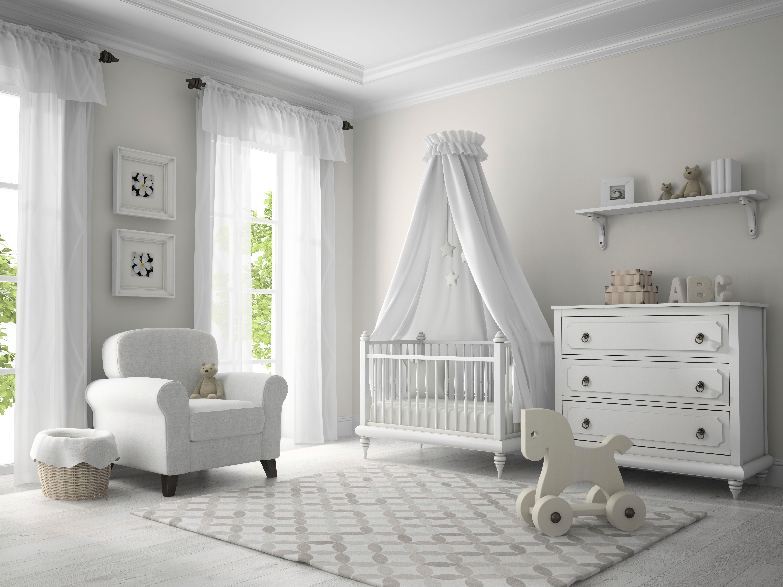 27 Cute Baby Room Ideas Nursery Decor for Boy, Girl and