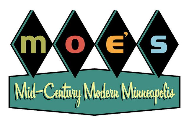 Retro Logo Moe S Mid Century Retro Logo Retro Sign Retro Logos