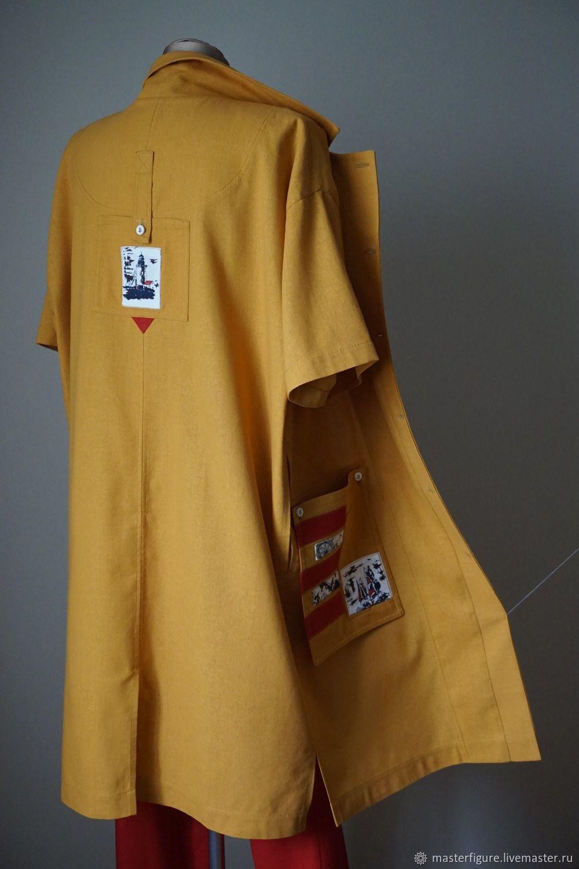 06a8b431af8 Платья ручной работы. Ярмарка Мастеров - ручная работа. Купить Платье- рубашка. Handmade
