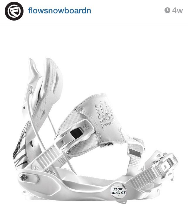 Some Pretty Snazzy Bindings From Flow Snowboarding, They