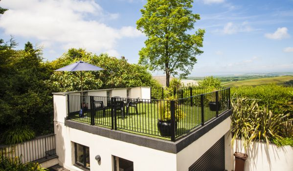 9 Roof Terraces For Lazy Summer Evenings Roof Terrace Terrace