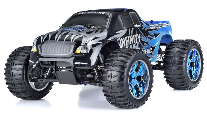 Rc Car Gas Powered Rc Cars Trucks Hybrid Car