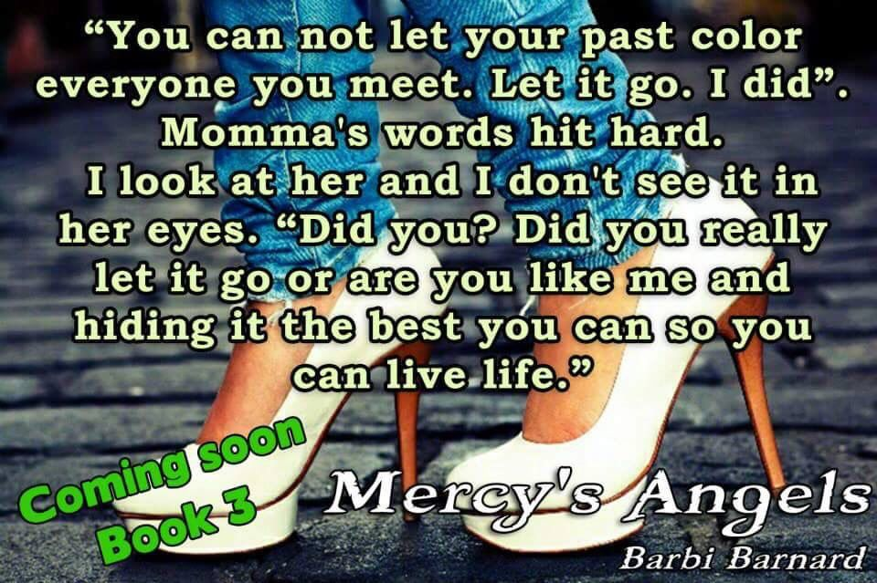 Teaser from book 3 mercy's Angels Jenni