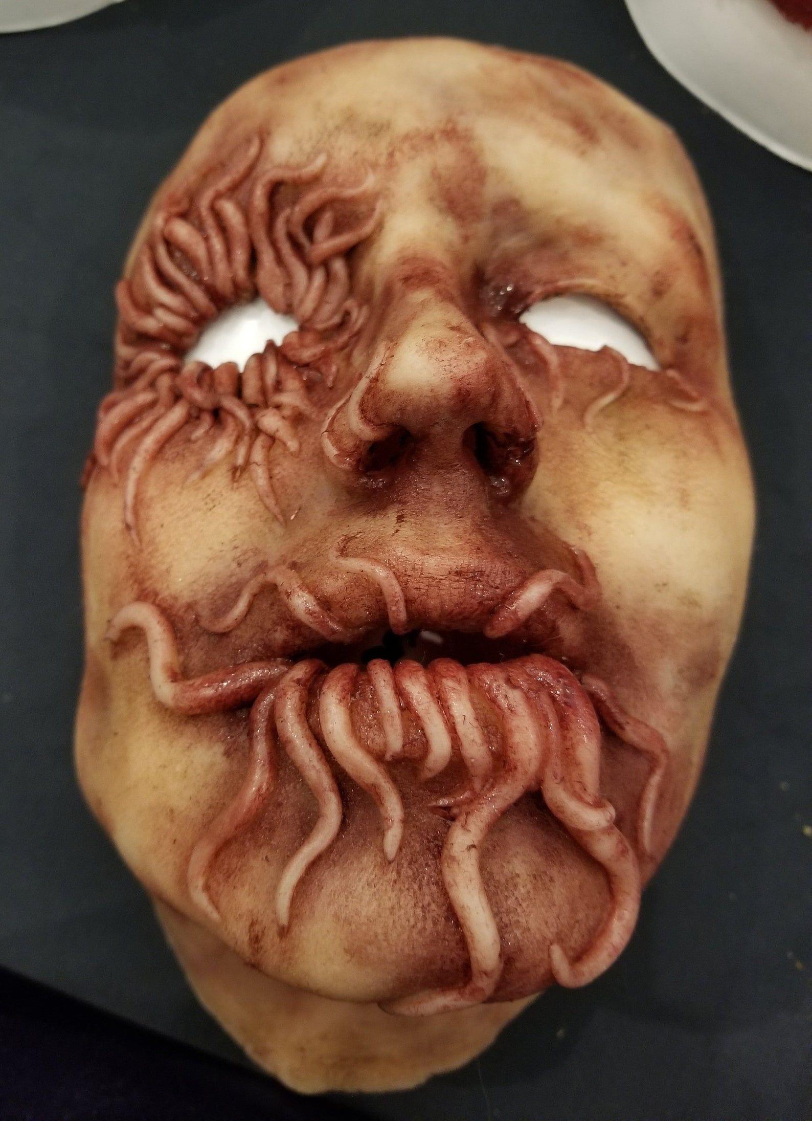 Infested Krystal Silicone Horror Mask Horror masks
