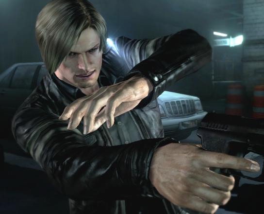 Leon Kennedy Photo Leon Kennedy In Re6 Resident Evil Leon Resident Evil Resident Evil Anime