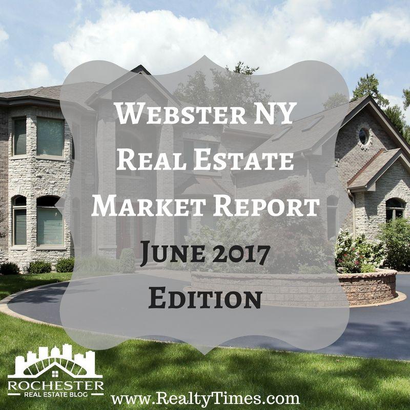 Webster Ny Real Estate Market Report June 2017 Edition Real