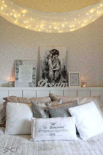 Sisustus - Makuuhuone - Romanttinen