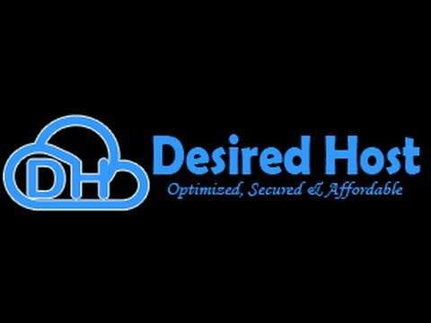Desired Host - The best hosting with unlimited best features. www.desire...