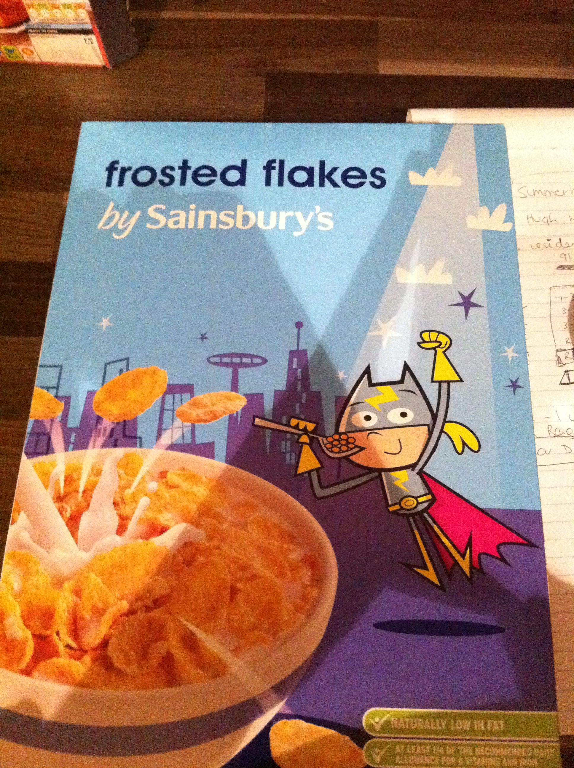 Sainsburys frosted flakes Sainsburys, Frosted flakes, Frost