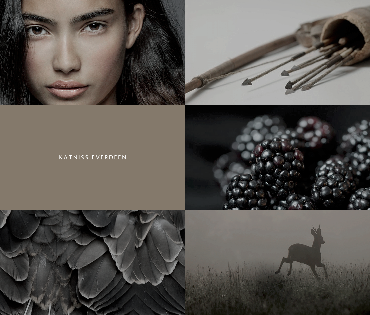 The Hunger Games: Mockingjay Katniss Everdeen Makeup - YouTube