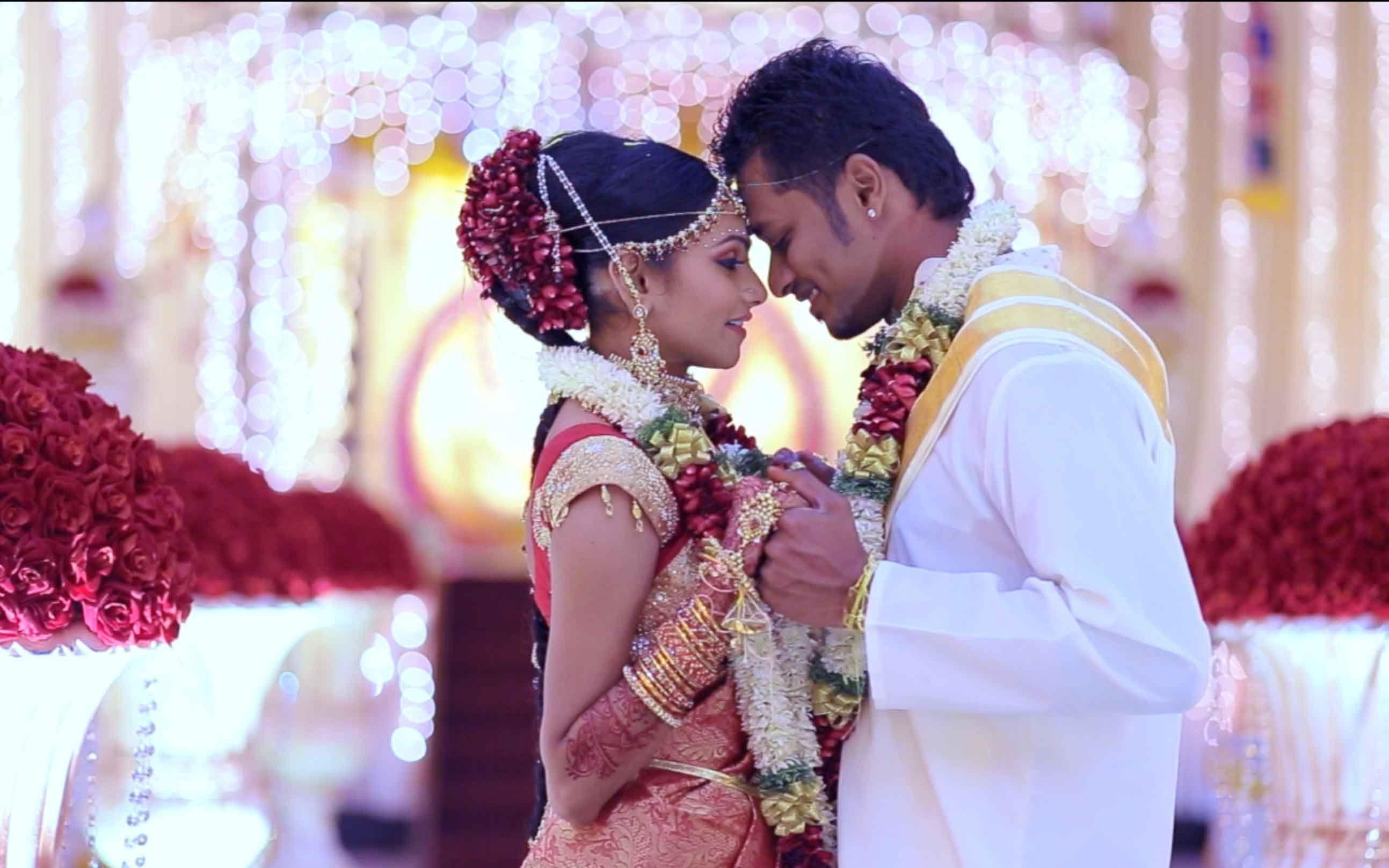 48b57c210936c Mahadevan   Malani Indian Wedding Ceremony Video Highlight - YouTube ...