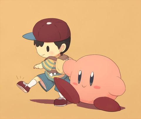 Ness and Kirby