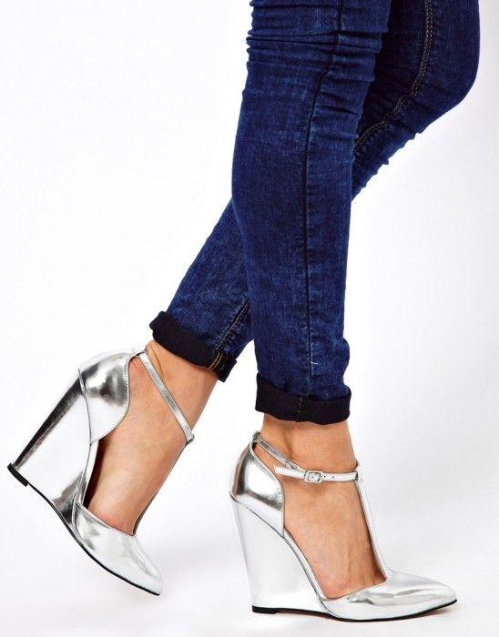 Or Métallique Et ArgentComment Porter Tendance Chaussures Les nX8wO0PNk