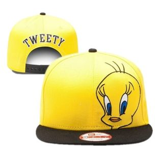 tweety snapback + Looney Tunes new era 9fifty cap from online more cartoon  snapback from hatsjersey.com 80a63f67e94