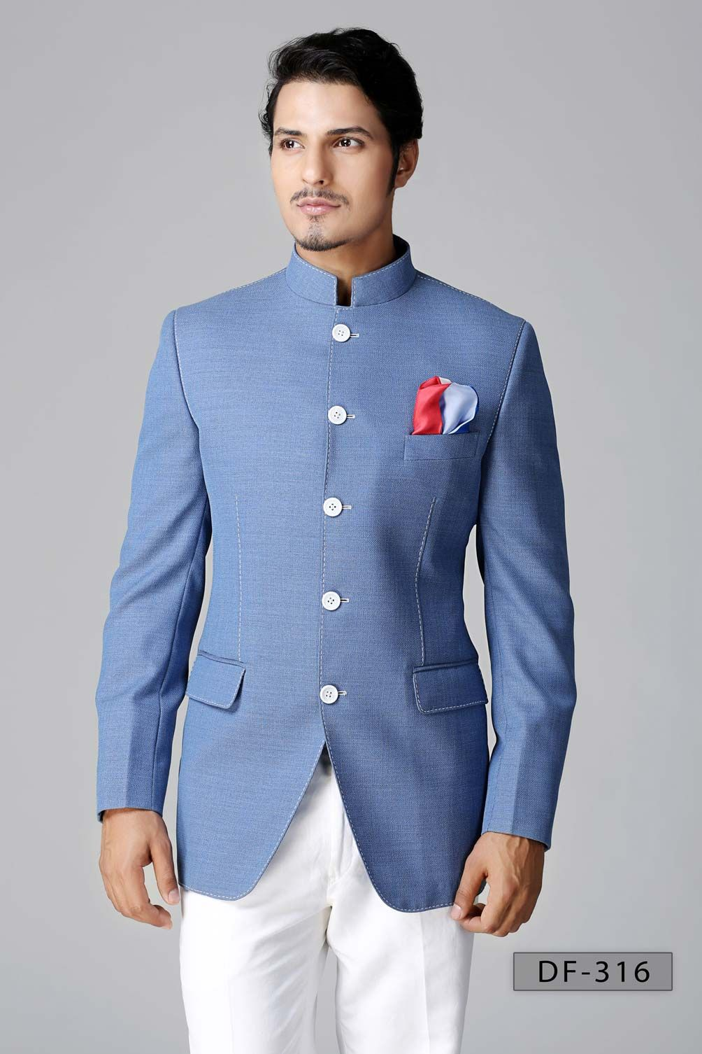 The Mao Suit and the Nehru Jacket Indian men fashion