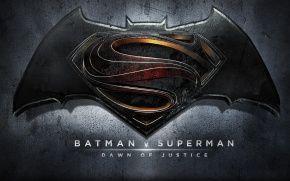 HD Batman V Superman Dawn Of Justice Symbol Wallpaper