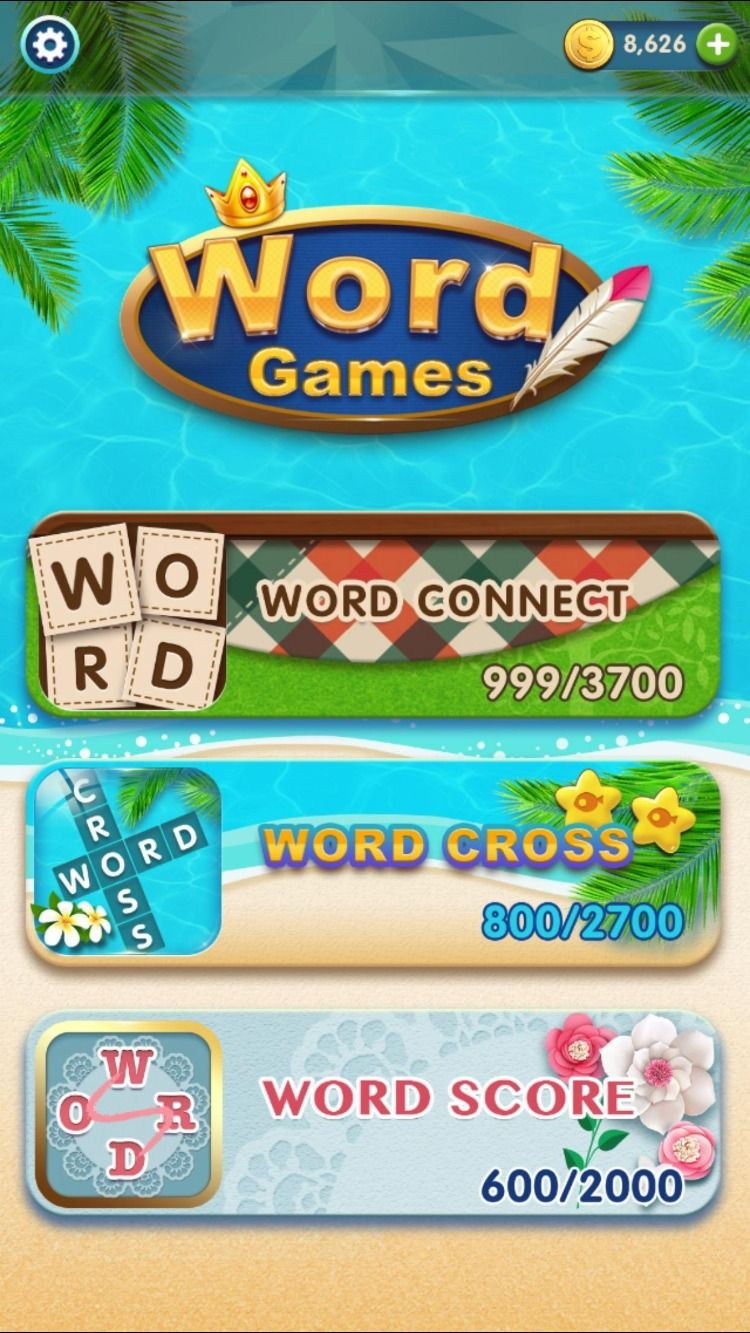 Download Word Games APK in 2020 | Word games, Letter games ...