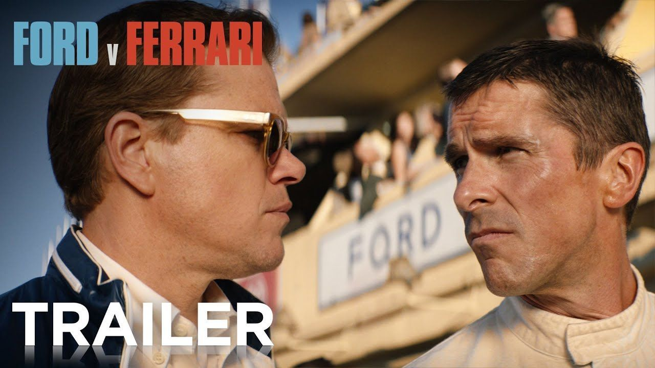 New Ford V Ferrari Trailer Takes You Inside The Car With