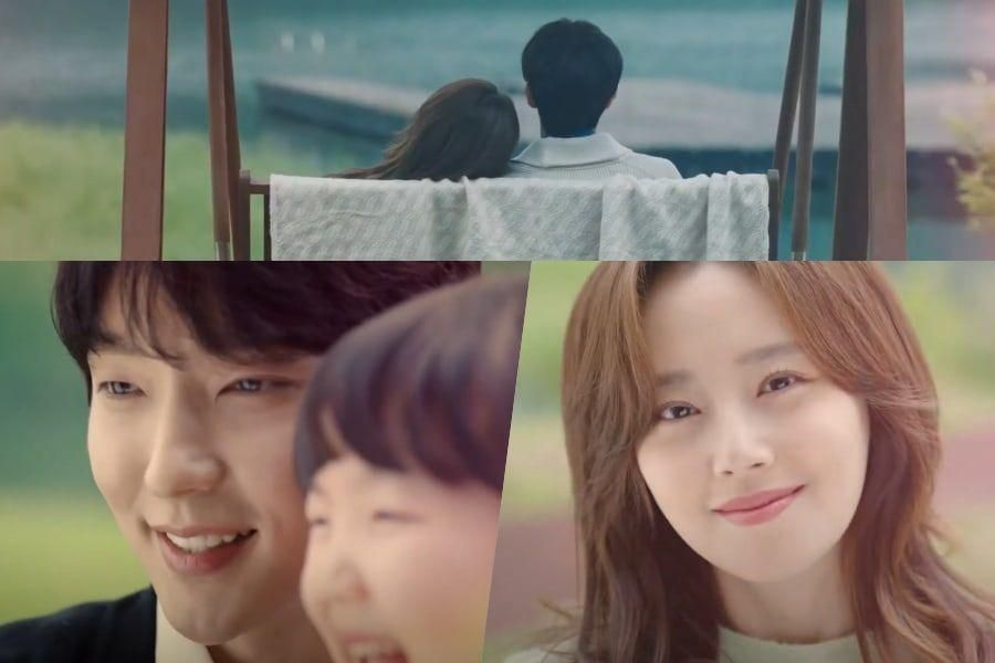 """Watch: Lee Joon Gi And Moon Chae Won's Love Is Not What It Appears To Be In """"Flower Of Evil"""" Teasers"""
