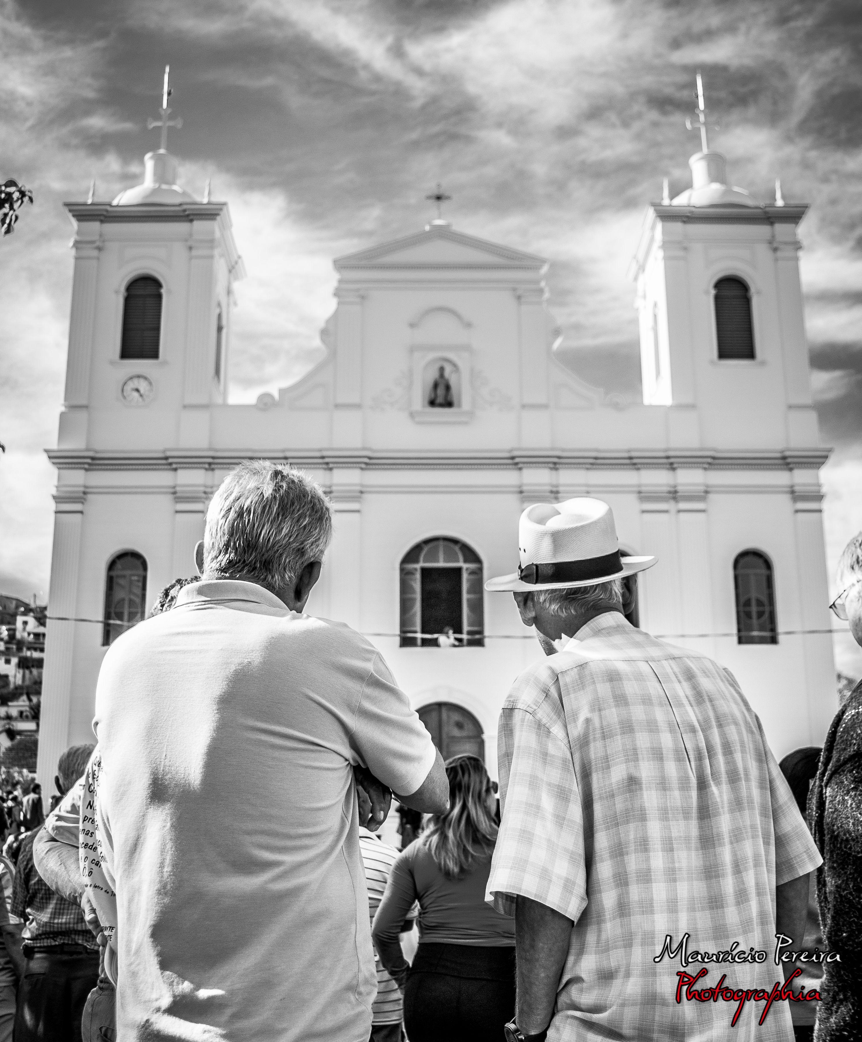"""Fotografia feita em São Luiz do Paraitinga, intitulada """"Prosa"""""""
