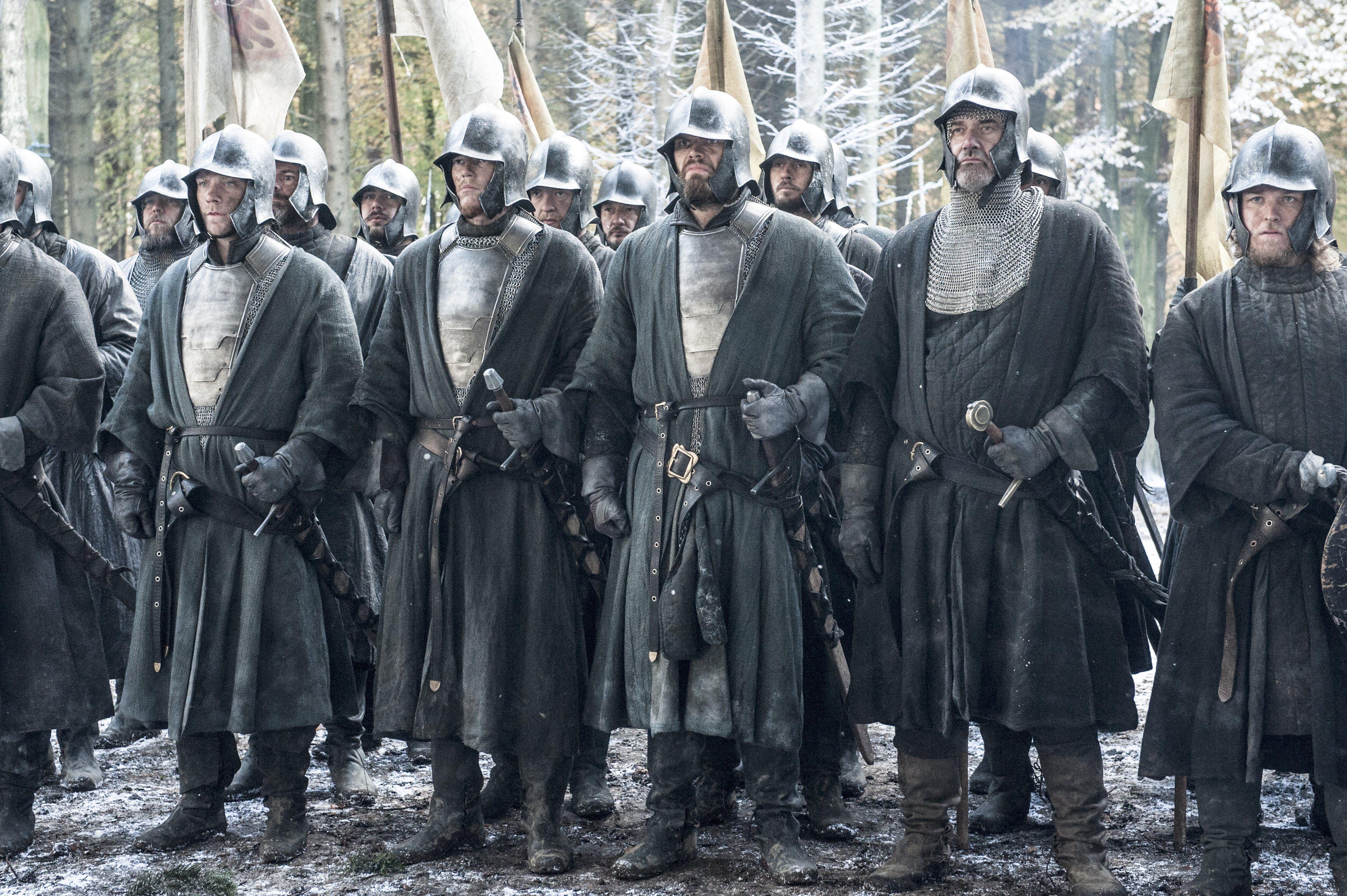 Stannis Baratheon Season 4