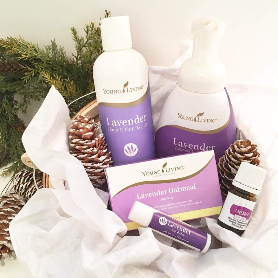 Lavender love. A great gift idea for someone special.