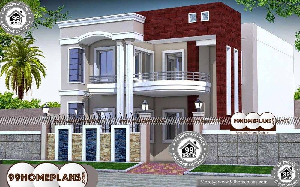Unique Home Plans 100 Two Storey Homes With Rear Balcony Designs