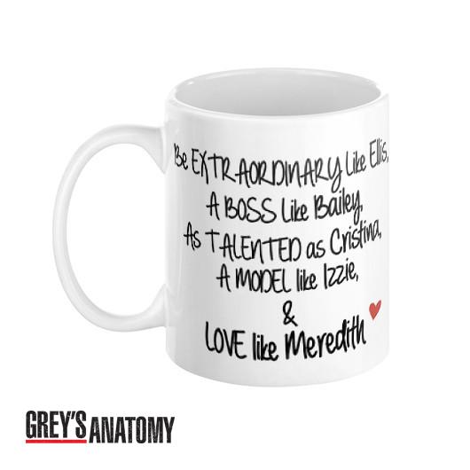 56b4dad3430 Greys Anatomy Coffee Mug – Case15 | These Mugs Are A Must ! | Greys ...