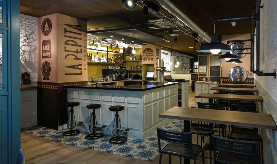 Lapepitaburgerbar Restaurante Coruna Espana Proyecto Y