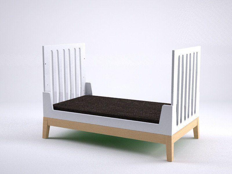 Fancy - Nubol Convertible Crib   Convertible crib, Crib ...