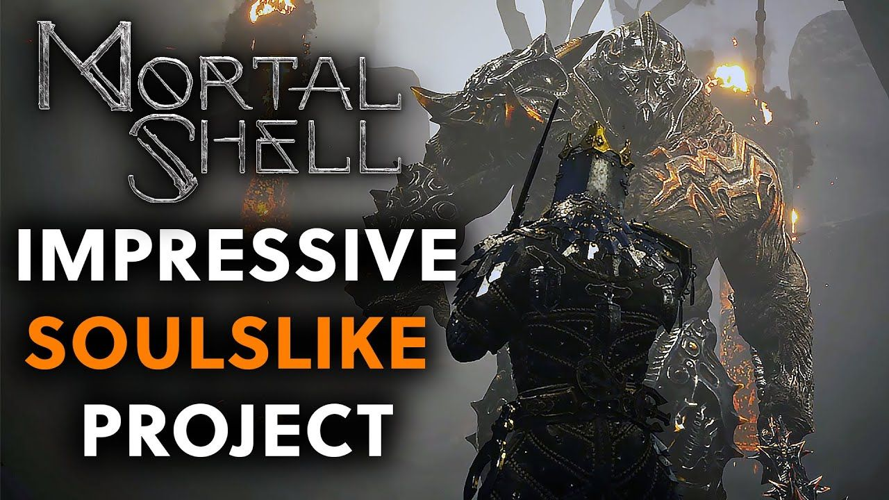 What is Mortal Shell Ambitious Soulslike Action RPG 2020