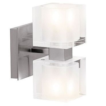 Astor Crystal Vanity Wall Sconce By Access 23906 Bs Fcl Crystal Wall Sconces Sconces Wall Sconces
