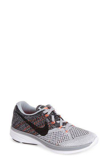 aee198b555a5 Nike  Flyknit Lunar 3  Running Shoe (Women)